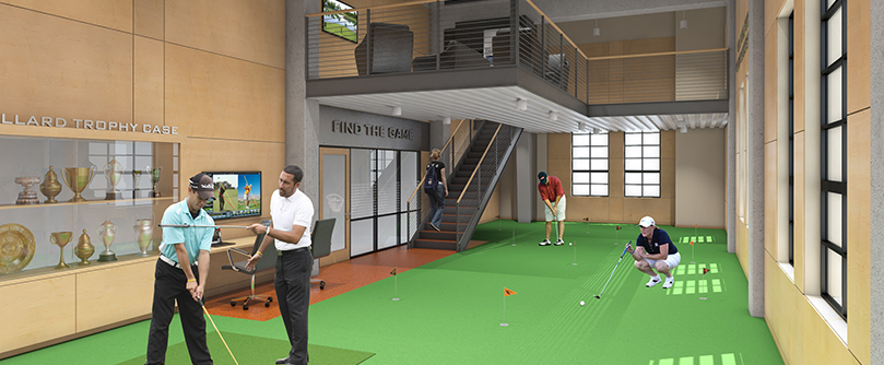 Fundraising for the Ossey Golf Center Completed