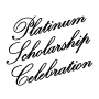 Platinum Scholarship Celebration