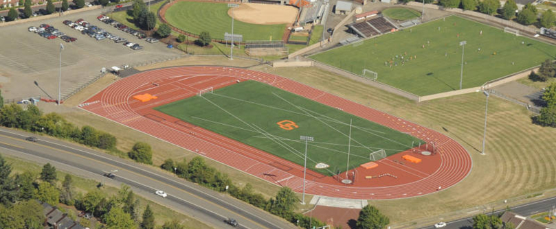 Whyte T&F Center Takes Another Step Forward