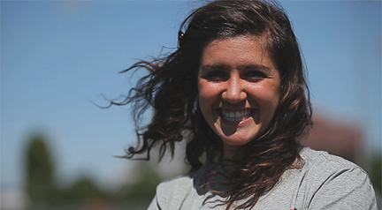 Everyday Champion: Kinsey Gomez, Track and Field