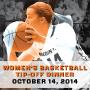 Women's Basketball Tip-off Dinner