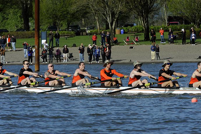 Men's Rowing