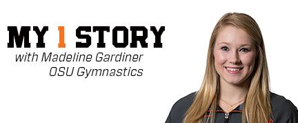 My 1 Story: Madeline Gardiner