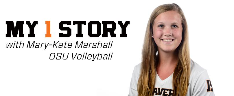My 1 Story: Mary-Kate Marshall