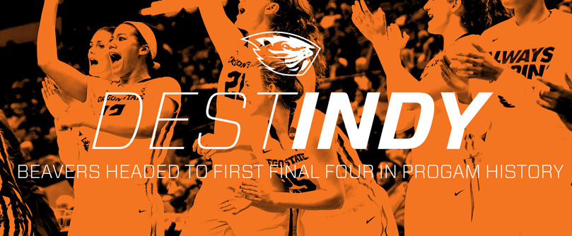 Oregon State WBB Headed to Final Four