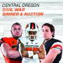 2016 Central Oregon Civil War Dinner & Auction