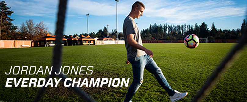 Jordan Jones – Everyday Champion