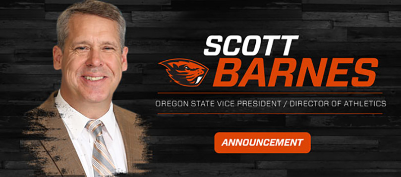 Welcome Scott Barnes